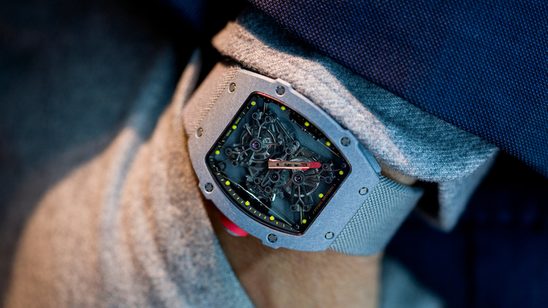 Business News: Hard Times? Not At Richard Mille; Watchmaker Reports Double Digit Growth On Strong Demand