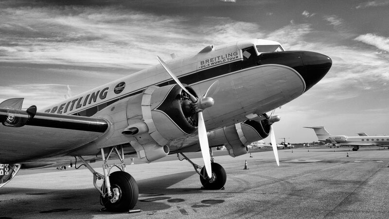 Dispatches: Breitling's DC-3 To Become Oldest Aircraft Ever To Circle The Earth