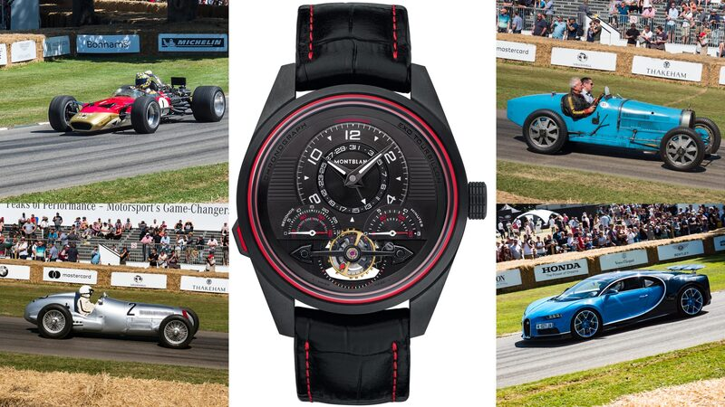 Dispatches: With Montblanc At The Petrolhead's Paradise That Is The Goodwood Festival Of Speed