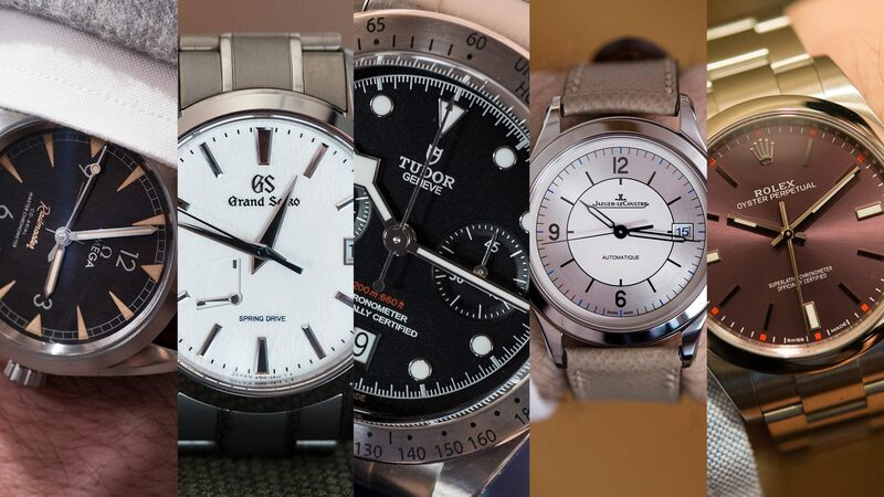 Editorial: Five Watches Under $6,000 That Show Why Now Is A Good Time To Be A Watch Enthusiast