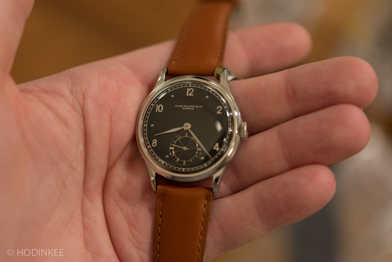 Editorial: Why This Patek Philippe Ref. 530 Might Be The Most Important Watch To Sell Publicly In 2017