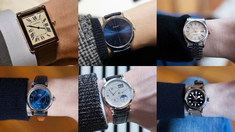 Editors' Picks: Six Watches To Share With Your Significant Other On Valentine's Day