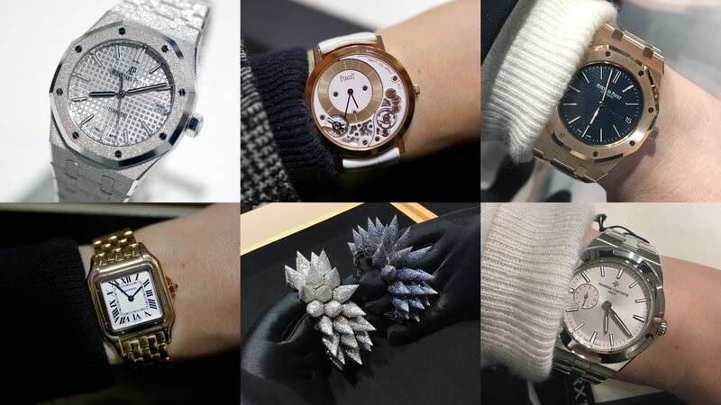 Editors' Picks: The Best Ladies' Watches Of SIHH 2017