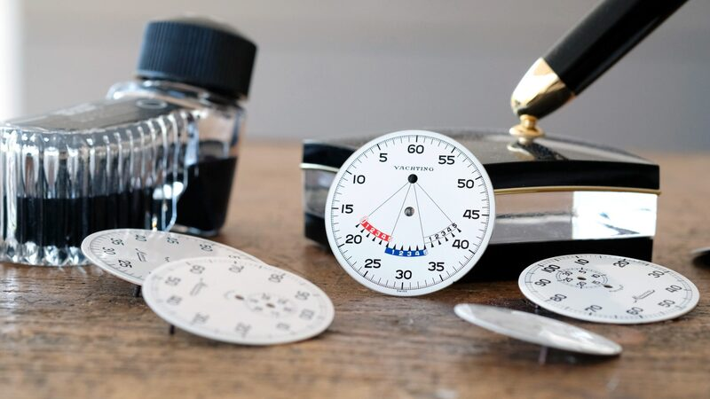 Found: A Cabinet Full Of New-Old-Stock Enamel Dials At The Minerva Manufacture