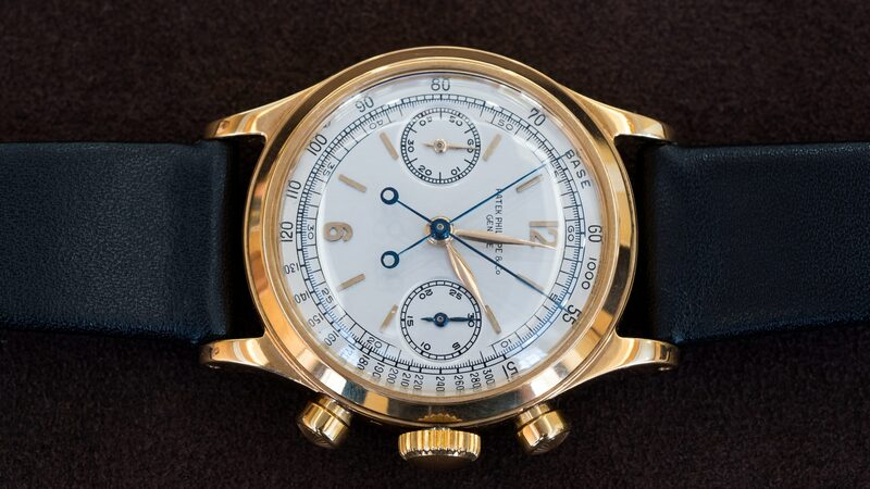 Found: A Patek Philippe Ref. 1563 Owned By Duke Ellington And A Cloisonné World Time Clock, Coming Up At The Patek Grand Exhibition