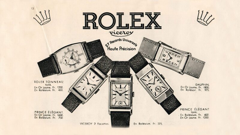 Found: A Vintage 1936 Luxury Catalog, From A Great But Forgotten Paris Retailer Of Rolex, Omega, And Jaeger-LeCoultre (And Many Other Exceptional Objects)