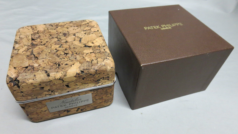 Found: An Original Patek Philippe Cork Box For Sale On Ebay For $13,000, Watch Not Included