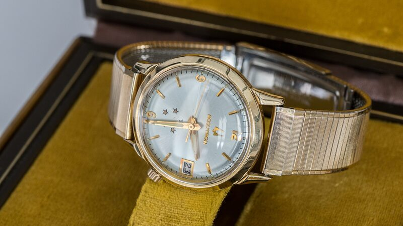 Found: Five Star General Omar Bradley's Special Bulova Accutron