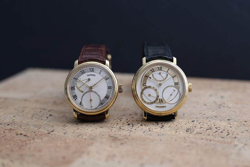 Found: Not One, But Two Early Roger W. Smith Watches For Sale Online