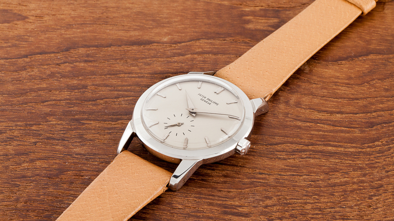Found: One Of The Rarest Self-Winding Watches In The World, For Sale (What Is The Patek 2585?)