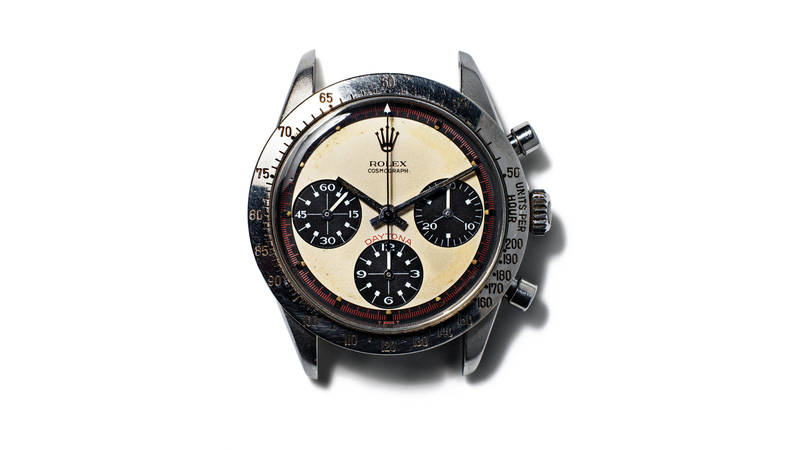 Found: Paul Newman's Paul Newman Daytona, Seriously