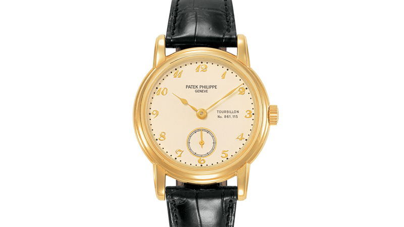 Found: The Patek Philippe Observatory Tourbillon Worn As The Personal Watch Of Retired President Philippe Stern