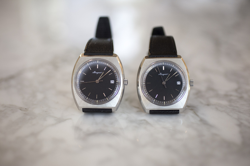 Found: Two Super-Rare, Identical Breguet Watches From The Chaumet Era
