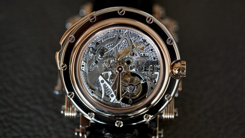 Hands-On: An Afternoon With Manufacture Royale