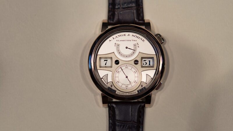 Hands-On: The A. Lange & Söhne Zeitwerk Decimal Strike (Live Pics + Thoughts On The Ever More Segmented Watch Market)