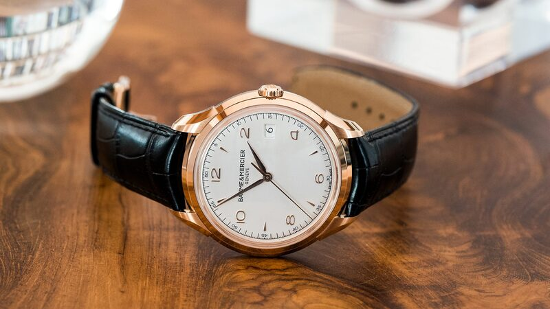 Hands-On: The Baume & Mercier Clifton Manual 1830, With The Silicon Twinspir Balance Spring