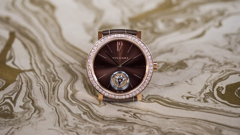 Hands-On: The Bulgari Bulgari Lady Finissimo, The Manufacture's First Ultra-Thin Tourbillon For Women