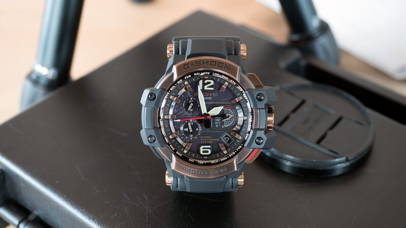 Hands-On: The Casio G-Shock Master Of G Gravitymaster GPW1000RG-1A