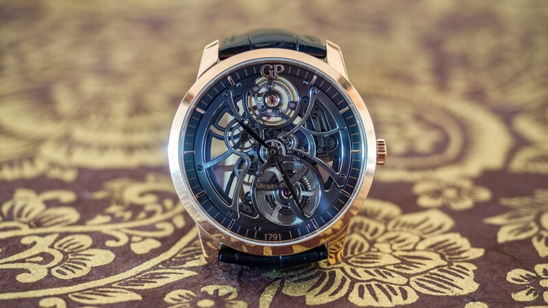 Hands-On: The Girard-Perregaux 1966 Skeleton Automatic, And Some Thoughts On Perceived Value