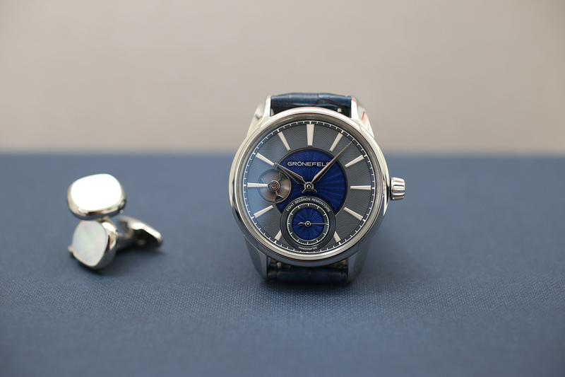 Hands-On: The Grönefeld 1941 Remontoire, With A Dial Made In Collaboration With Kari Voutilainen