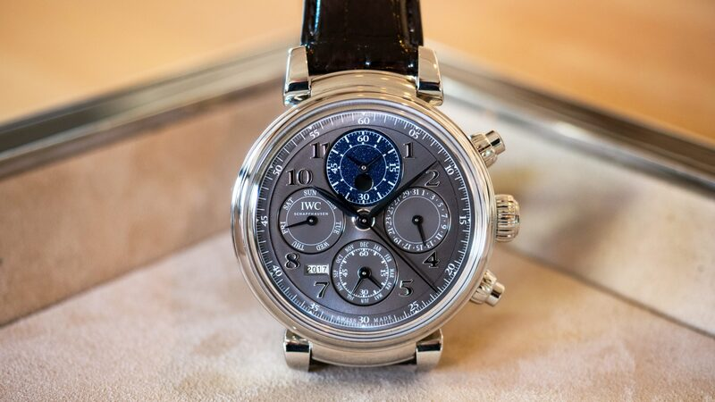 Hands-On: The IWC Da Vinci Perpetual Calendar Chronograph, In Steel (With Updated Pricing For Both Gold And Steel Models)