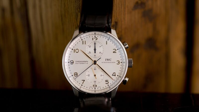 Hands-On: The IWC Portugieser Chronograph Reference 3714