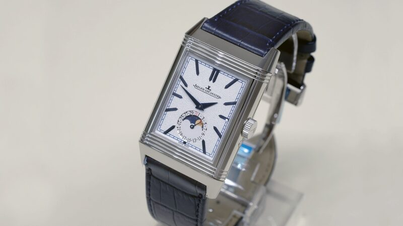 Hands-On: The Jaeger-LeCoultre Reverso Tribute Moon