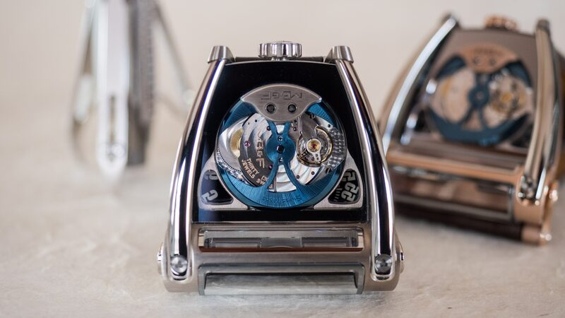 Hands-On: The MB&F Horological Machine No. 8 'Can-Am'