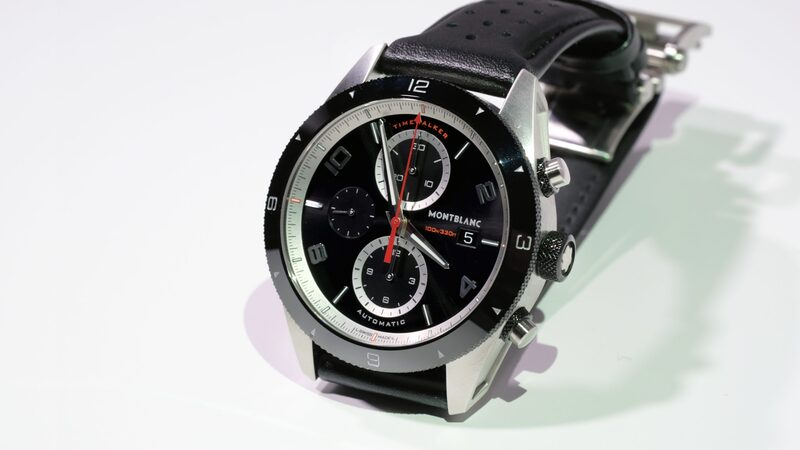 Hands-On: The Montblanc TimeWalker Chronograph Automatic