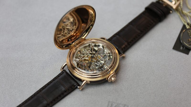 Hands-On: The Moser Heritage Tourbillon Skeleton, A One-Off Tribute To The Métiers d'Art