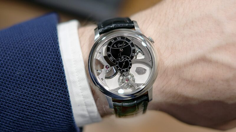 Hands-On: The Romain Gauthier Insight Micro-Rotor
