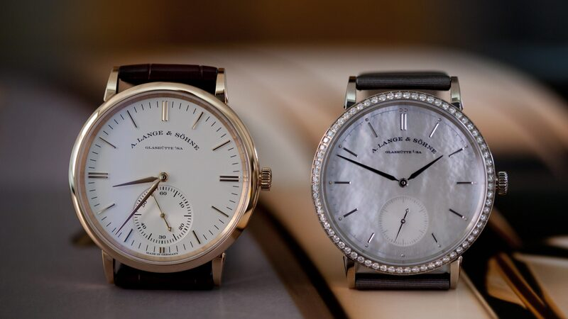 Hands-On: With Two Saxonias From A. Lange & Söhne