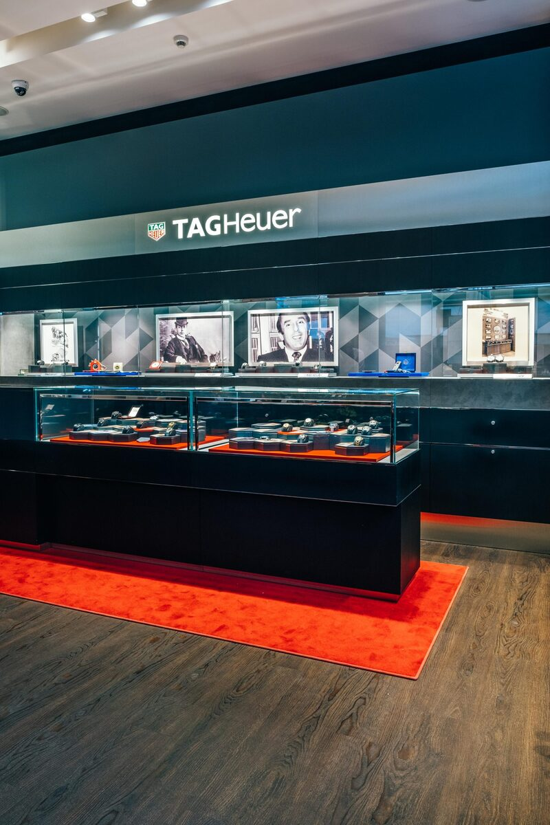 Happenings: The Heuer Globetrotter Exhibition Opens Today
