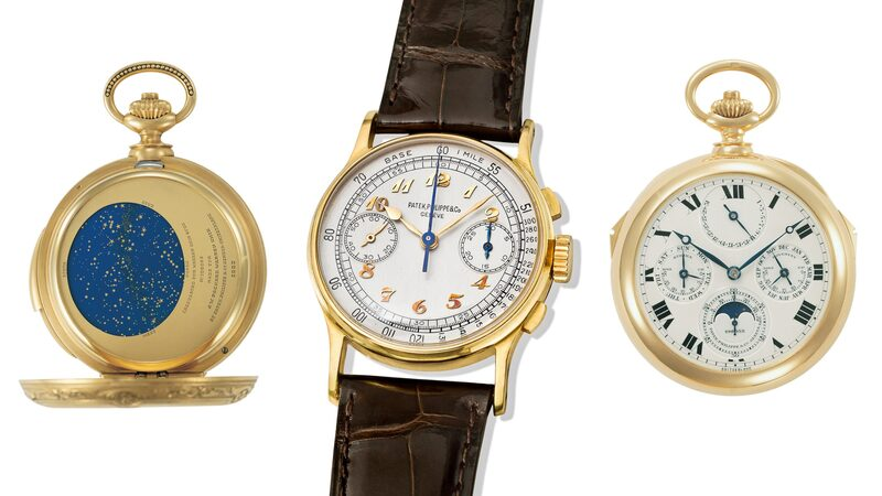Happenings: The Patek Philippe Art Of Watches Grand Exhibition To Include Major Pieces From U.S. Collectors