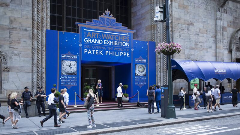 Happenings: Your First Look Inside The 2017 Patek Philippe Grand Exhibition In New York City (VIDEO)