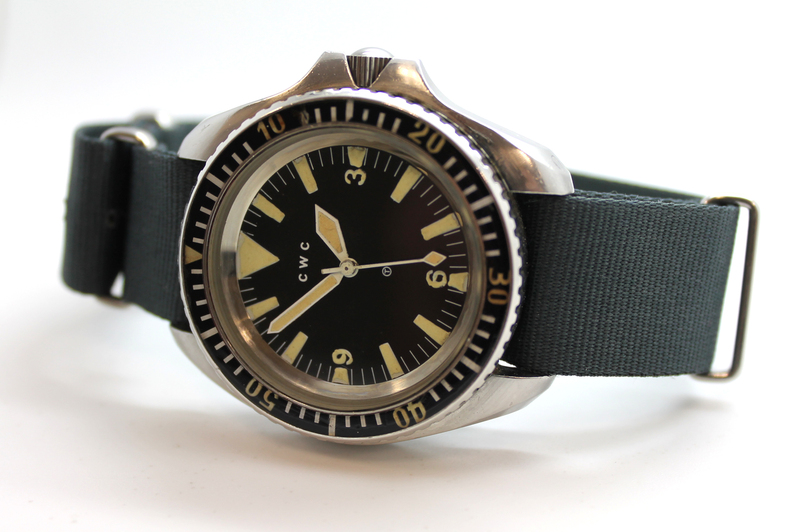 Historical Perspectives: CWC: The Watch That Replaced The MilSub