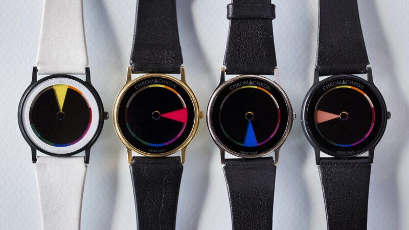 Historical Perspectives: Chromachron, A Radically New Approach To Time