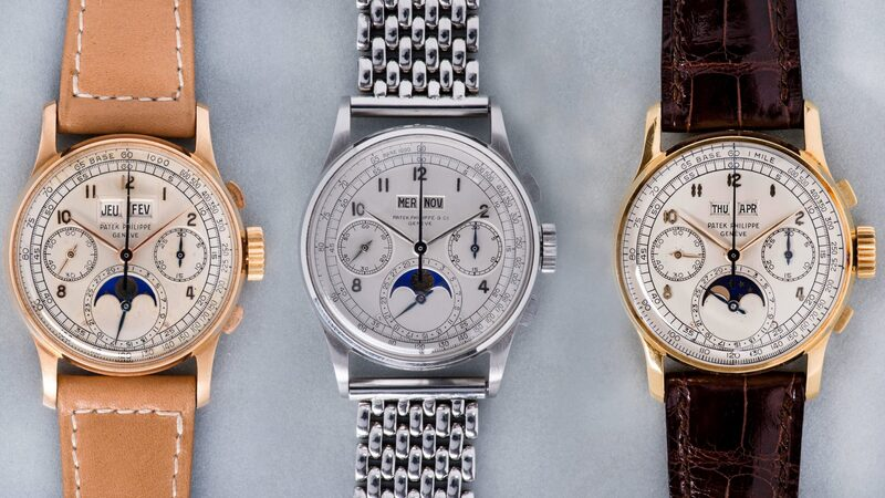 Historical Perspectives: Did Patek Philippe Just Super Casually Confirm That Both A Two-Tone AND A Platinum 1518 Exist?