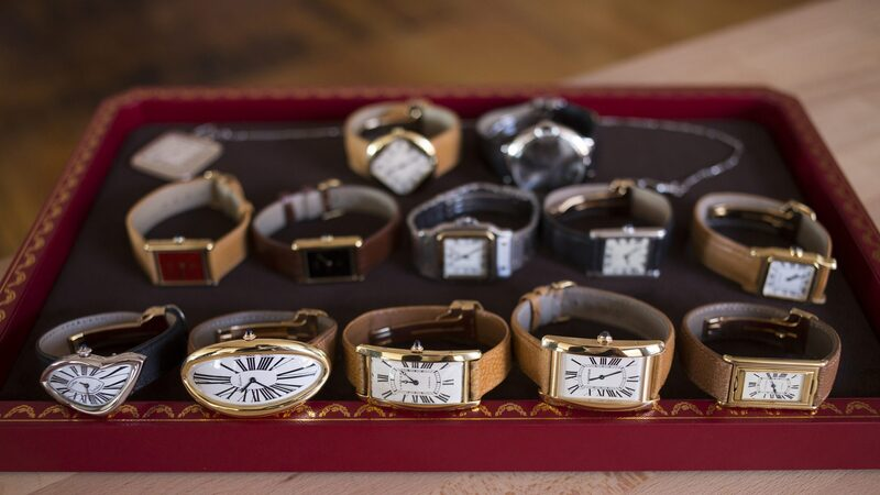 Historical Perspectives: Inside The Archives Of Cartier (VIDEO)