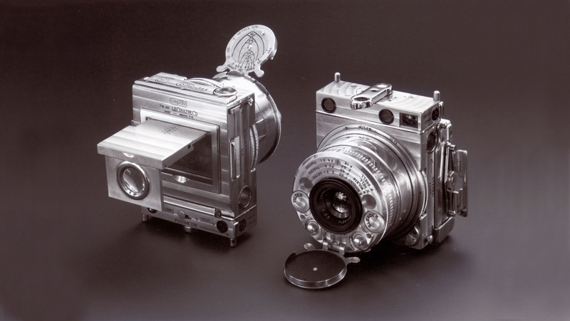 Historical Perspectives: The Jaeger-LeCoultre Compass Camera, An Ultra-Compact 35mm Camera From The 1930s