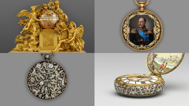 Historical Perspectives: The Metropolitan Museum Of Art Makes Image Archives Public, Including Photos Of Thousands Of Clocks And Watches