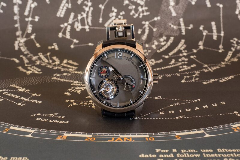In-Depth: The Greubel Forsey 24 Secondes Contemporain In White Gold