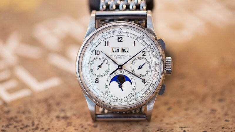In-Depth: The Patek Philippe 1518 In Steel (Video, Live Photos, History, & Thoughts)