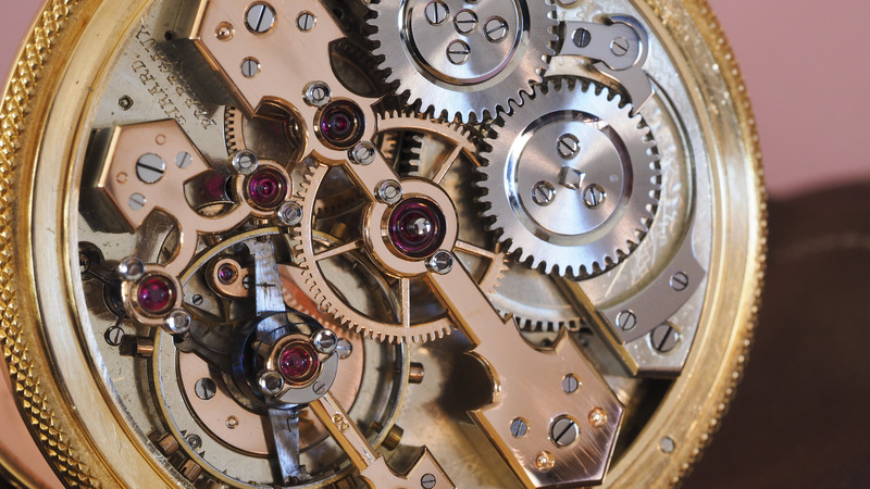In-Depth: Two Sweet Vintage Pocket Watches From Girard-Perregaux With Balance Springs To Die For (Part 1)