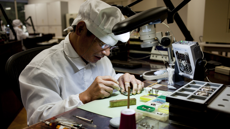 Inside The Manufacture: A Visit To Seiko Japan (Video)