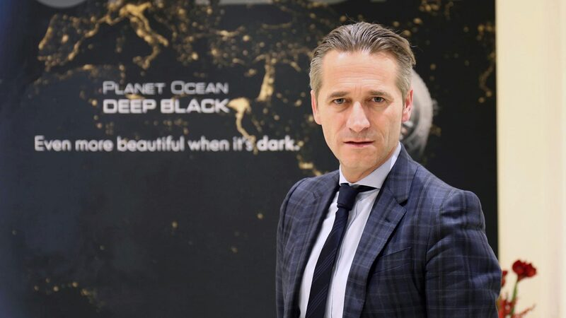 Interview: Omega CEO Raynald Aeschlimann Gives Us A Look At The Future Of The Brand (And His Taste In George Clooney Movies)
