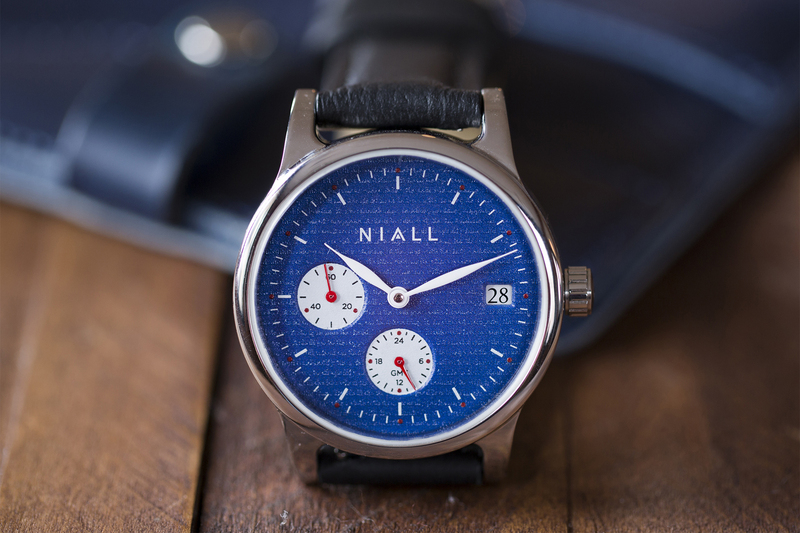 Interview: The Five Biggest Challenges For American Watchmakers, According To Niall Watches Founder Michael Wilson