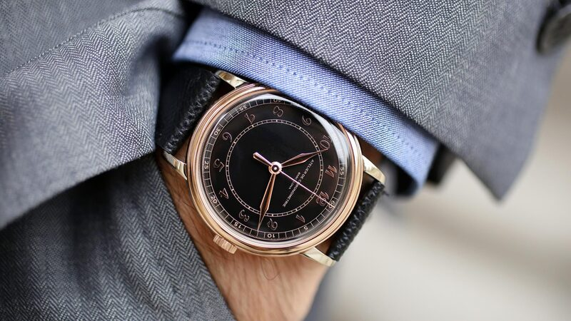 Introducing: Atelier de Chronométrie, And Why It's The Most Interesting Thing I Saw During SalonQP