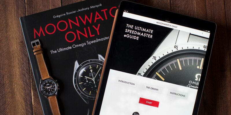 Introducing: Moonwatch Only, The E-Guide (Including An Interactive Reference Identifier)