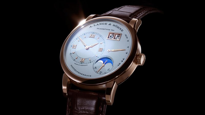Introducing: New A. Lange & Söhne Lange 1 Moon Phase, With A Hybrid Moonphase And Day/Night Indicator